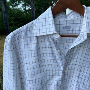 Barba Napoli Light Cotton Dress Shirt
